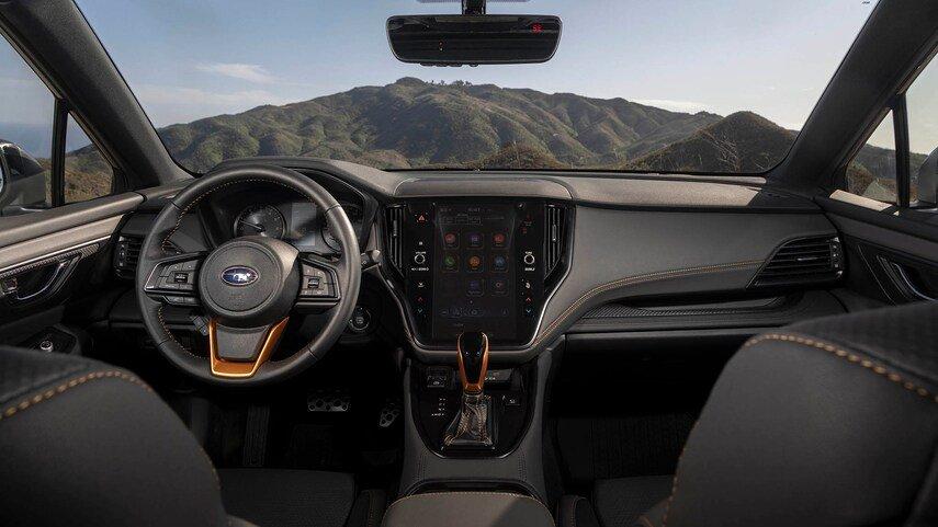 Subaru Outback 2022 hứa hẹn cung cấp cảm giác lái tuyệt đỉnh.