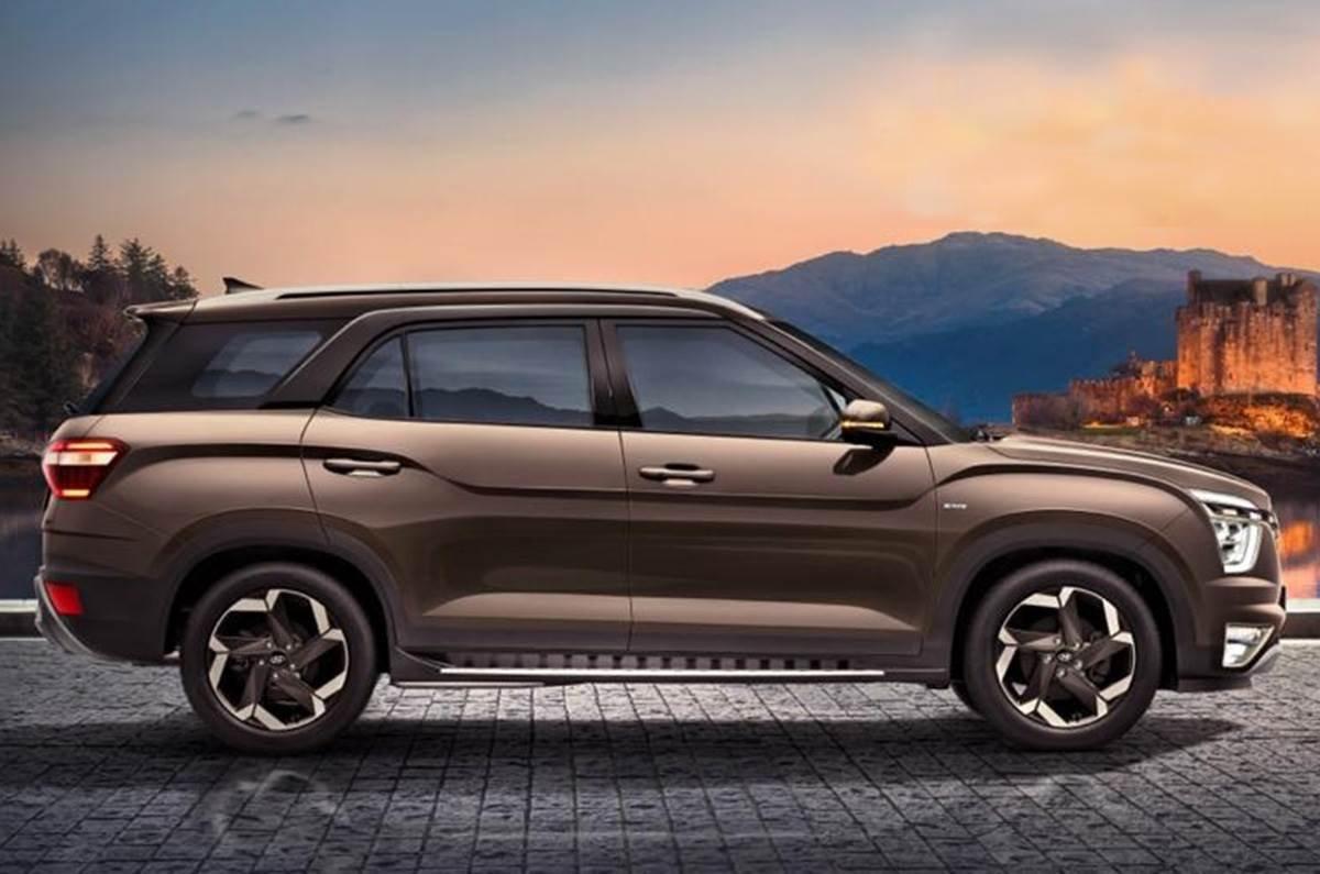 SUV Hyundai Alcazar sẽ về tay khách hàng từ tháng 5 do ảnh hưởng từ dịch Covid-19.