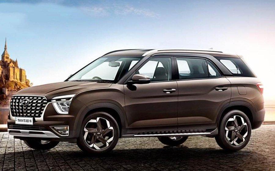 SUV Hyundai Alcazar dời ngày xuất xưởng vì dịch Covid-19 hoành hành.