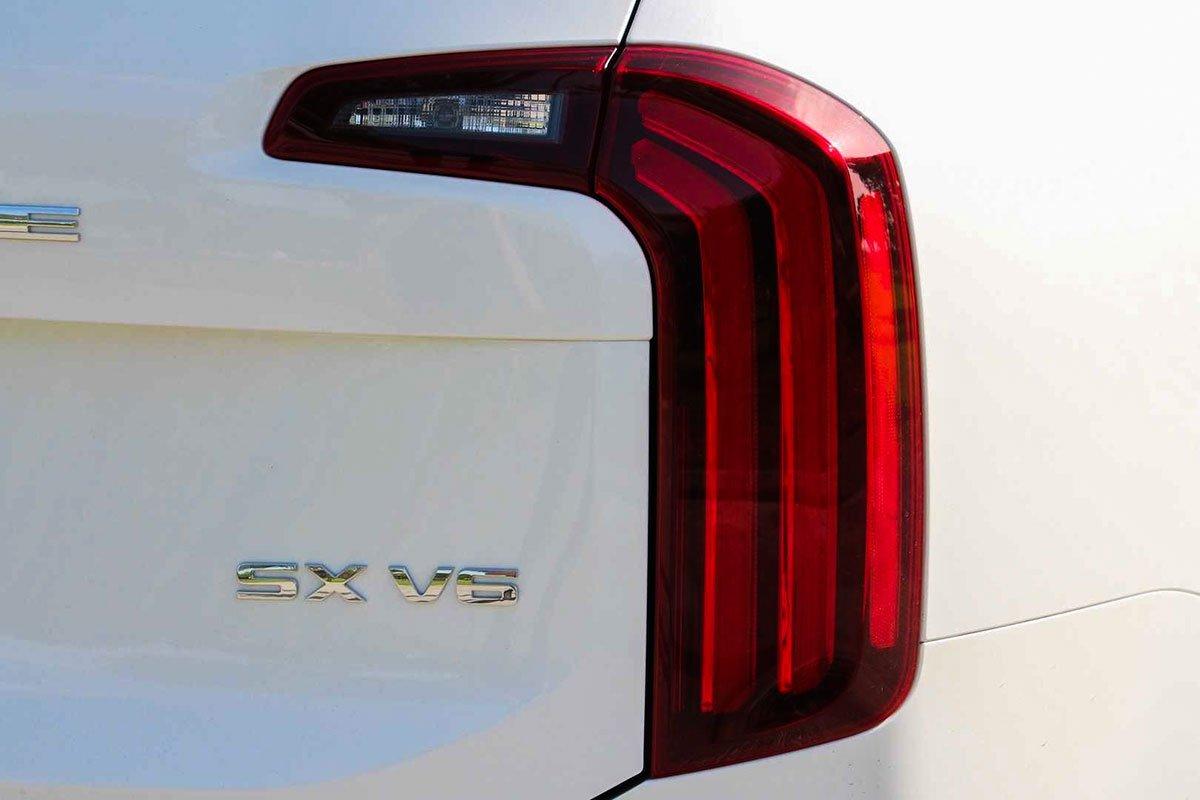 Ảnh Đèn hậu xe Kia Telluride 2021