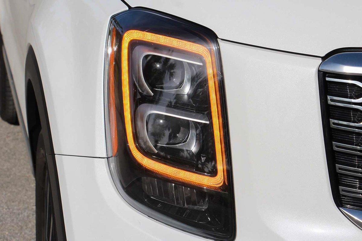 Ảnh Đèn pha xe Kia Telluride 2021