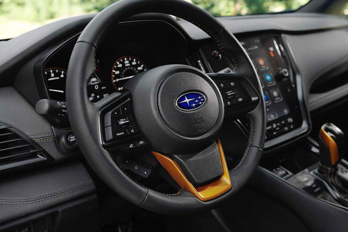 Ảnh Vô-lăng xe Subaru Outback 2022