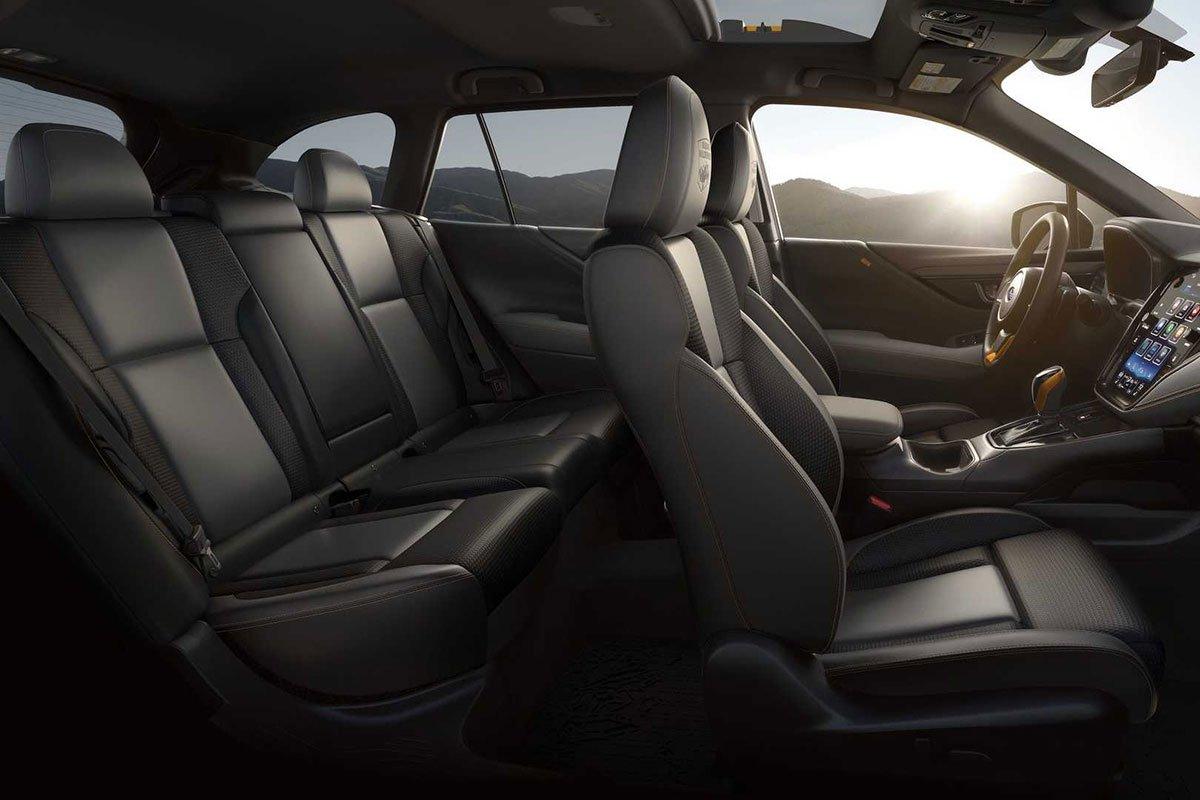 Ảnh Ghế sau xe Subaru Outback 2022
