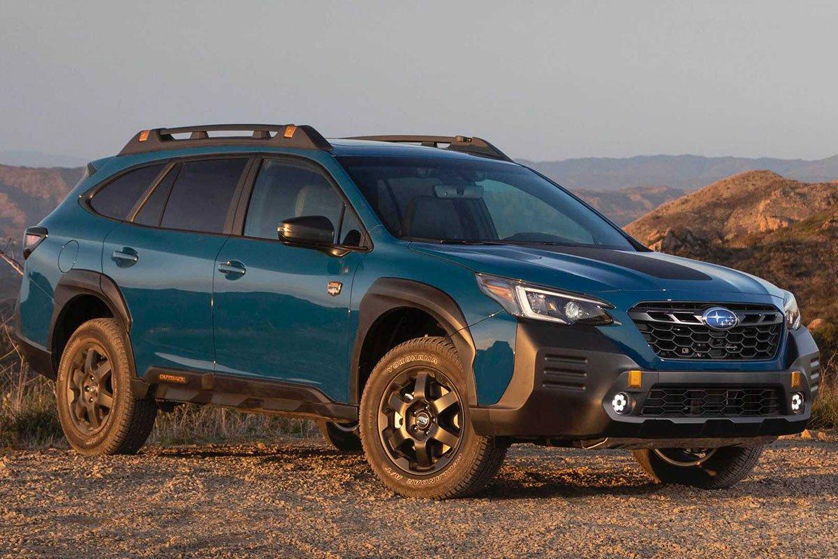 Ảnh giới thiệu xe Subaru Outback 2022