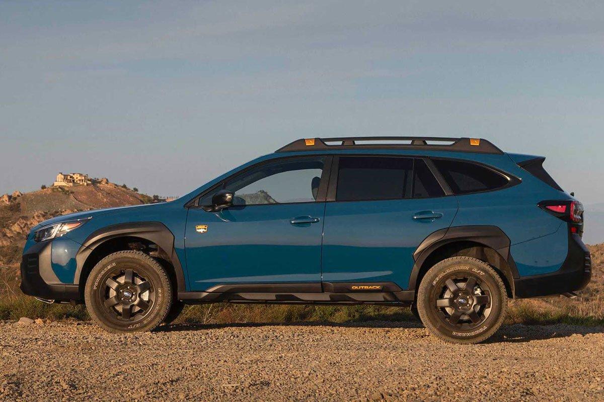 Ảnh Thân xe Subaru Outback 2022