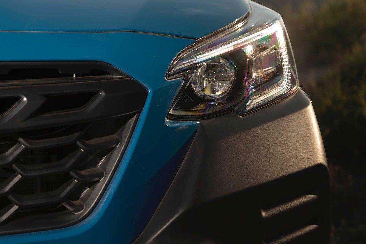Ảnh Đèn pha xe Subaru Outback 2022