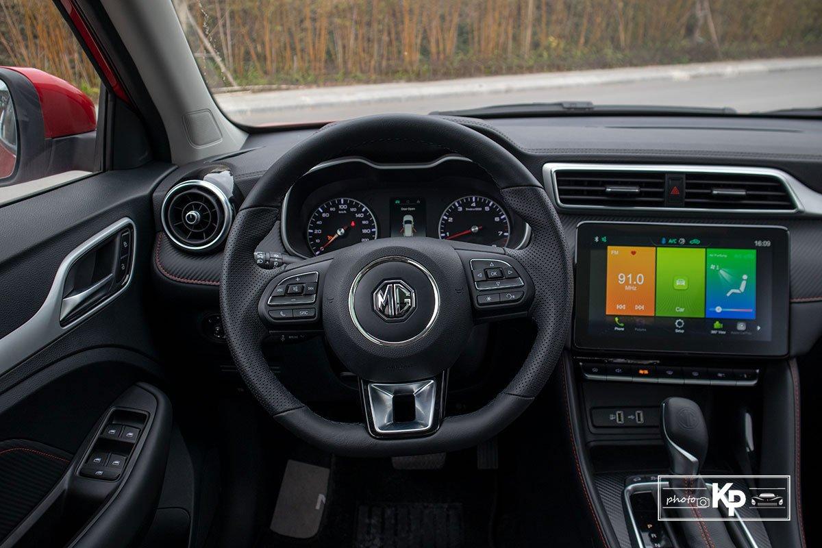 Thiết kế nội thất xe MG ZS 2021 1