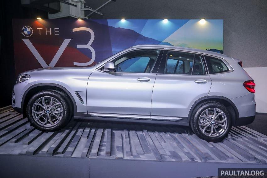BMW X3 sang trọng và thể thao.