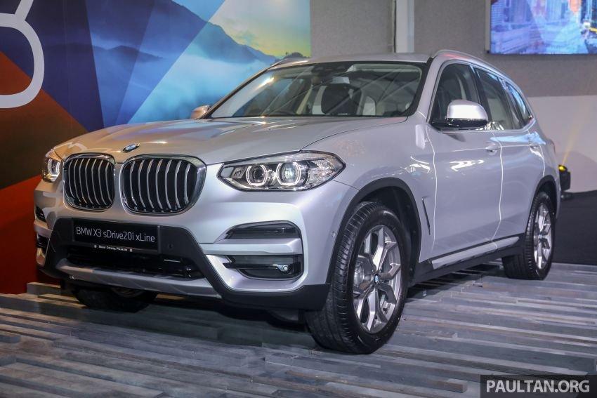 BMW X3 bổ sung biến thể mới giá từ 1,5 tỷ đồng.