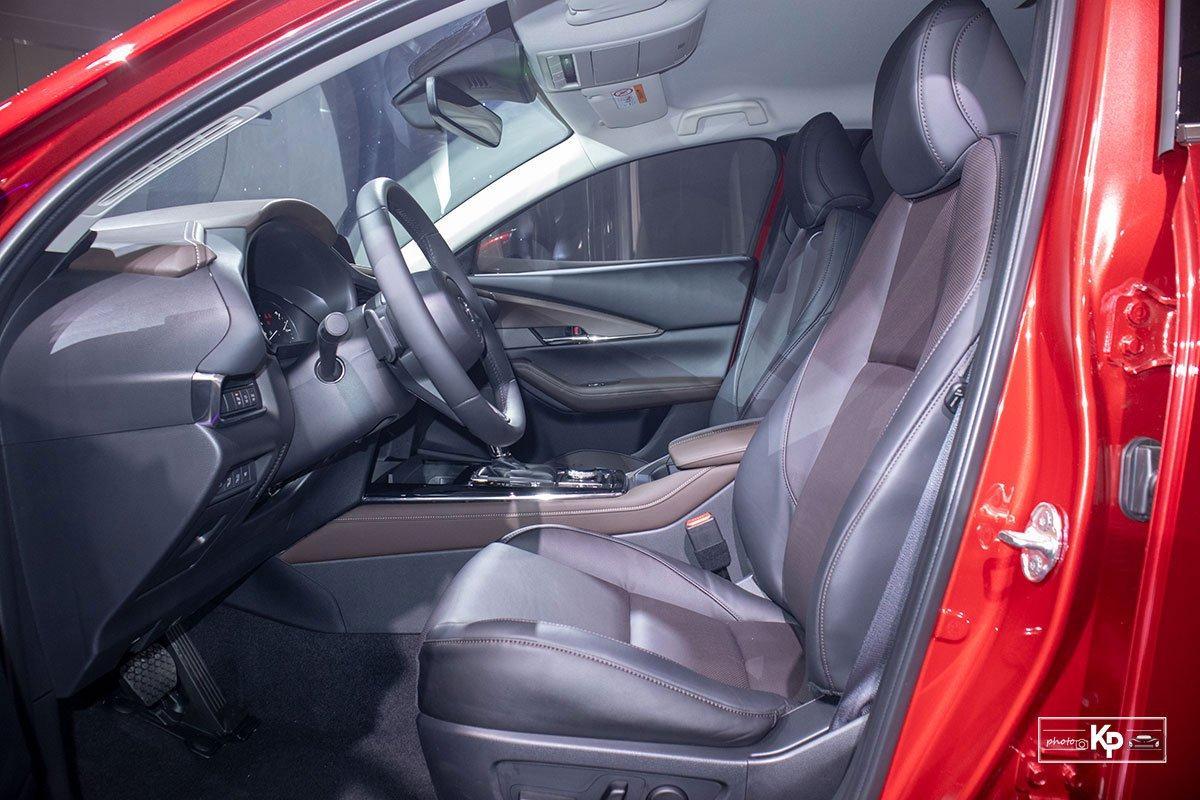 Ảnh Ghế trước xe Mazda CX-30 2021
