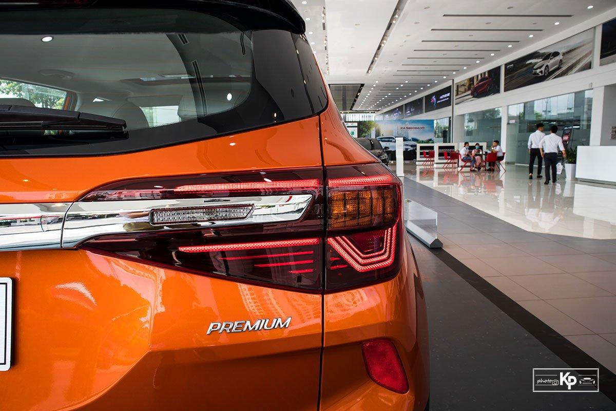 Ảnh Đèn hậu xe Kia Seltos 2021