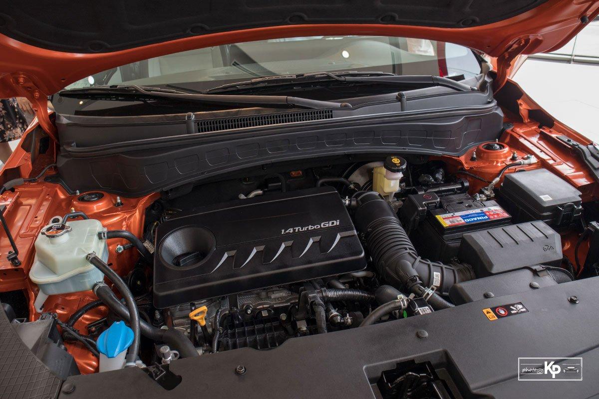 Ảnh Động cơ xe Kia Seltos 2021