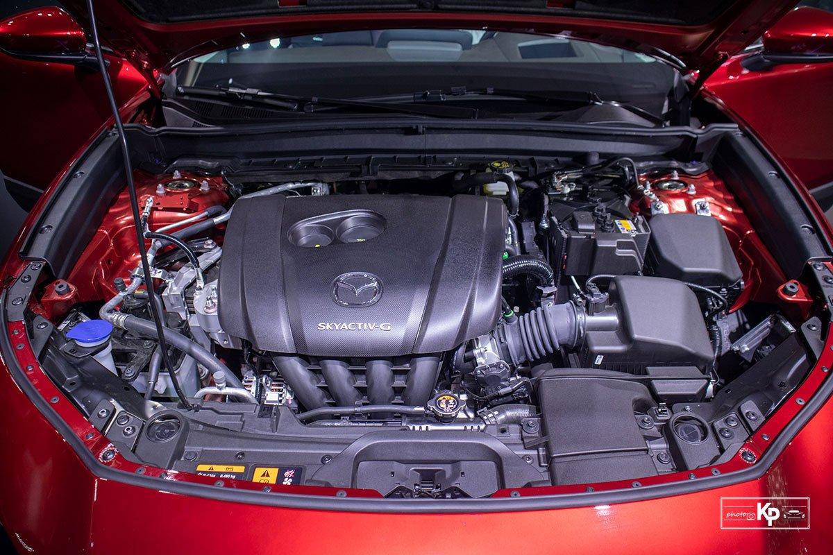 Ảnh Động cơ xe Mazda CX-30 2021