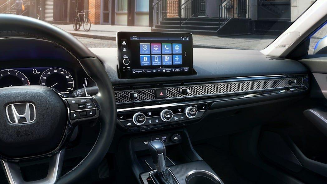Honda Civic 2022 sedan đảm bảo mang đến trải nghiệm lái tuyệt đỉnh.