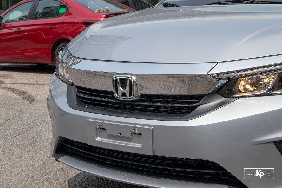 Ảnh Lưới tản nhiệt xe Honda City 2021