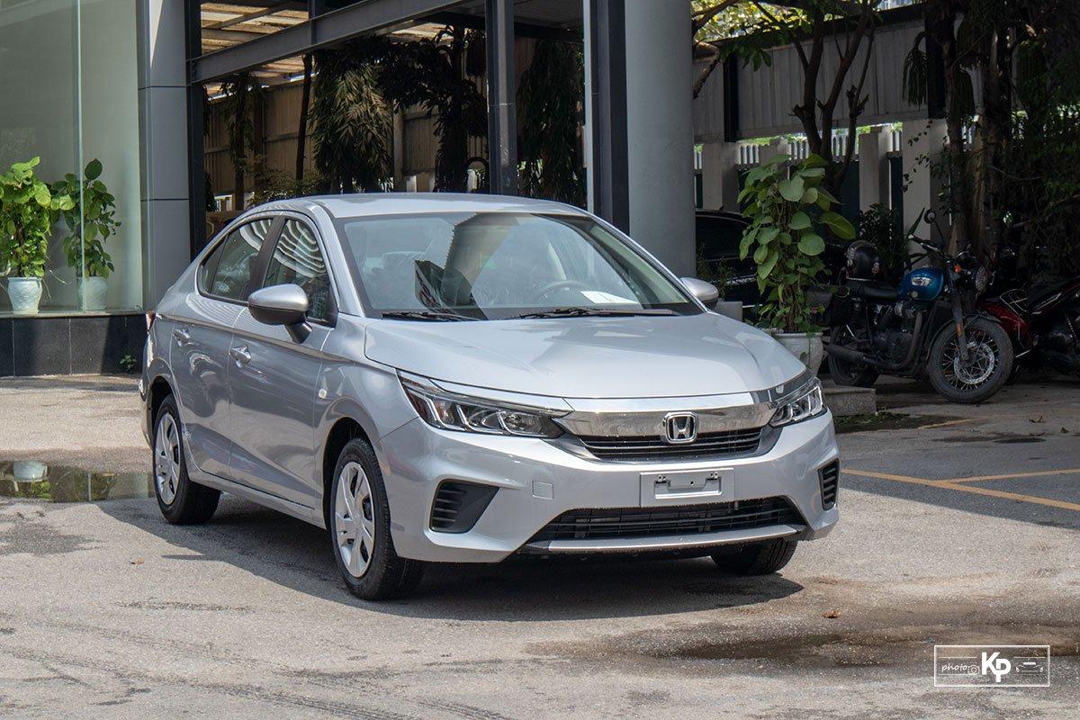 Ảnh giới thiệu Honda City 2021