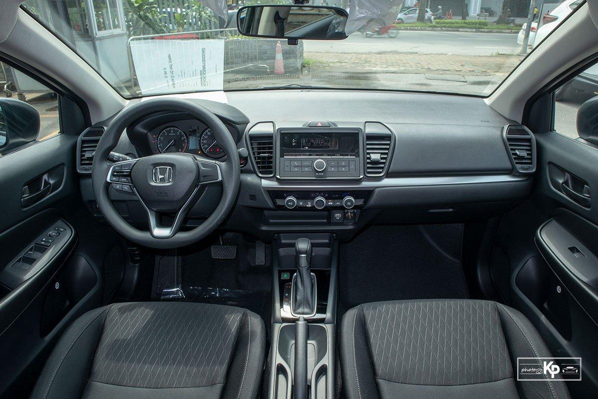 Ảnh Khoang lái xe Honda City 2021