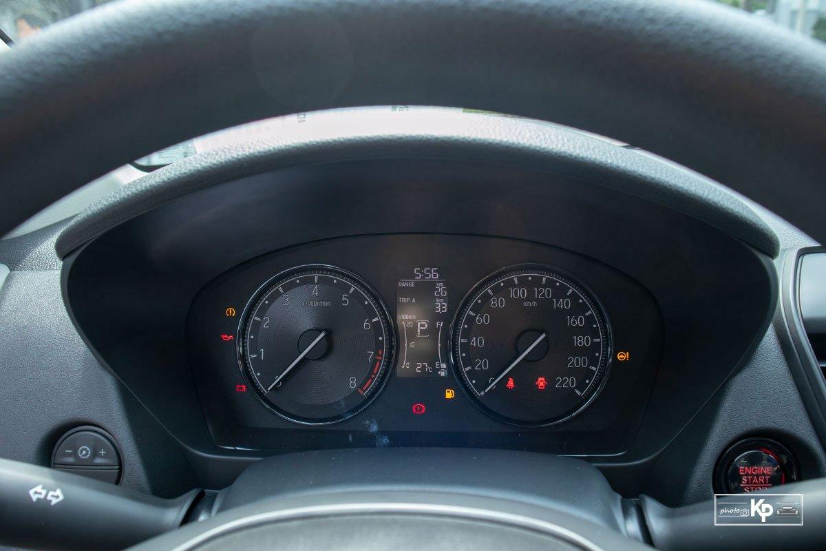 Ảnh Đồng hồ xe Honda City 2021