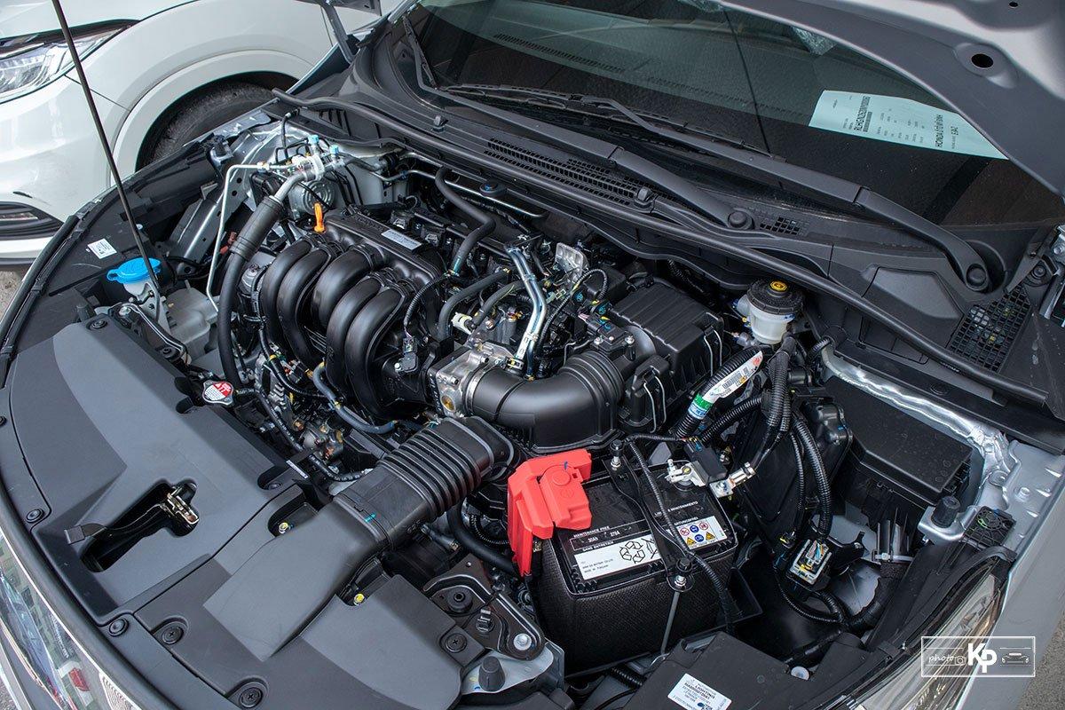 Ảnh Động cơ xe Honda City 2021