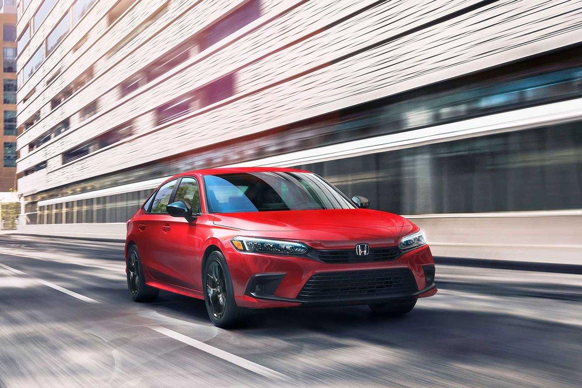 Ảnh Đầu xe xe Honda Civic 2022