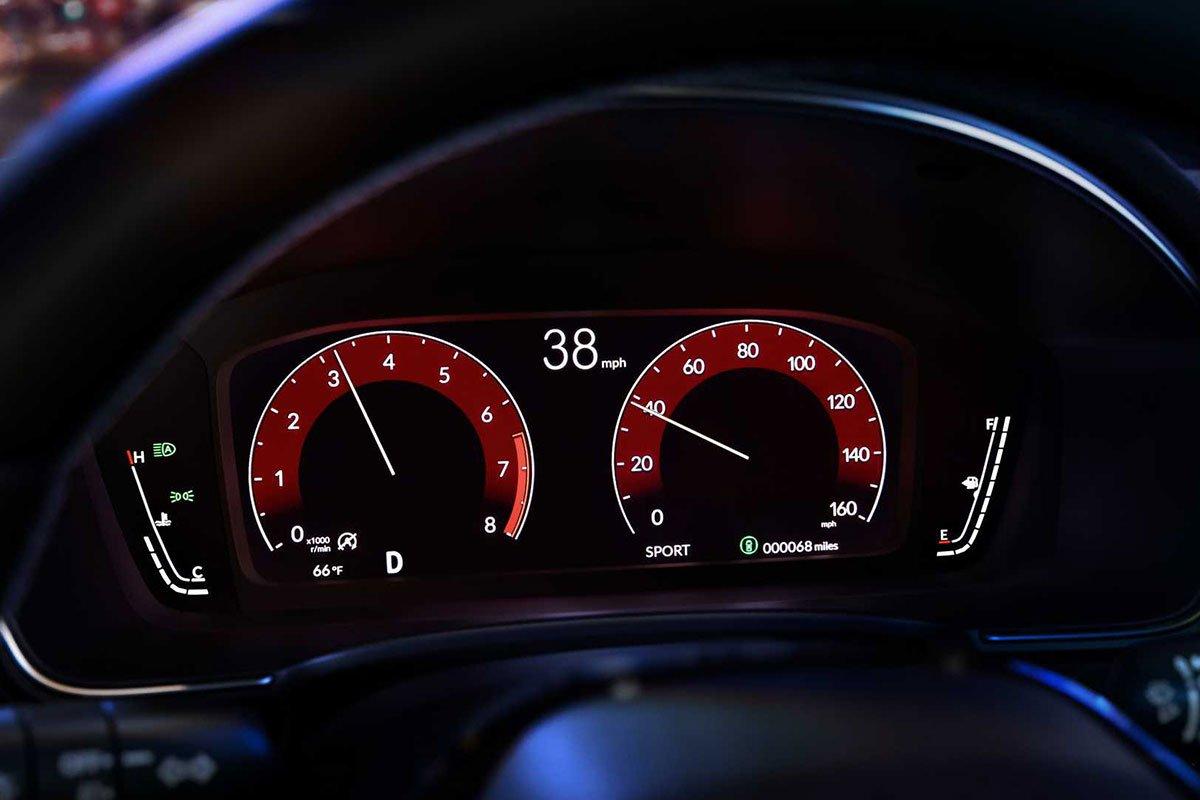 Ảnh Đồng hồ xe Honda Civic 2022