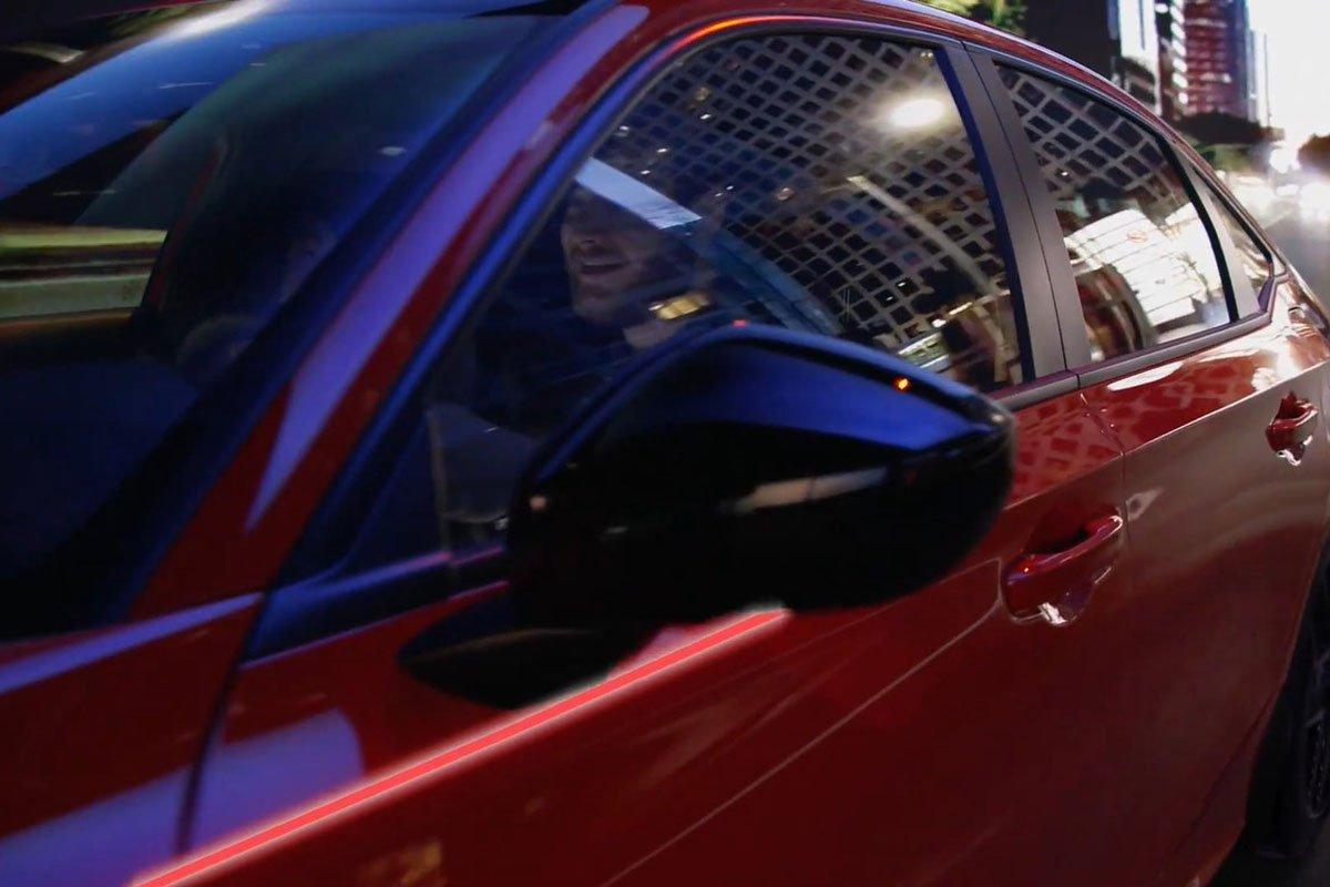 Ảnh Gương chiếu hậu xe Honda Civic 2022