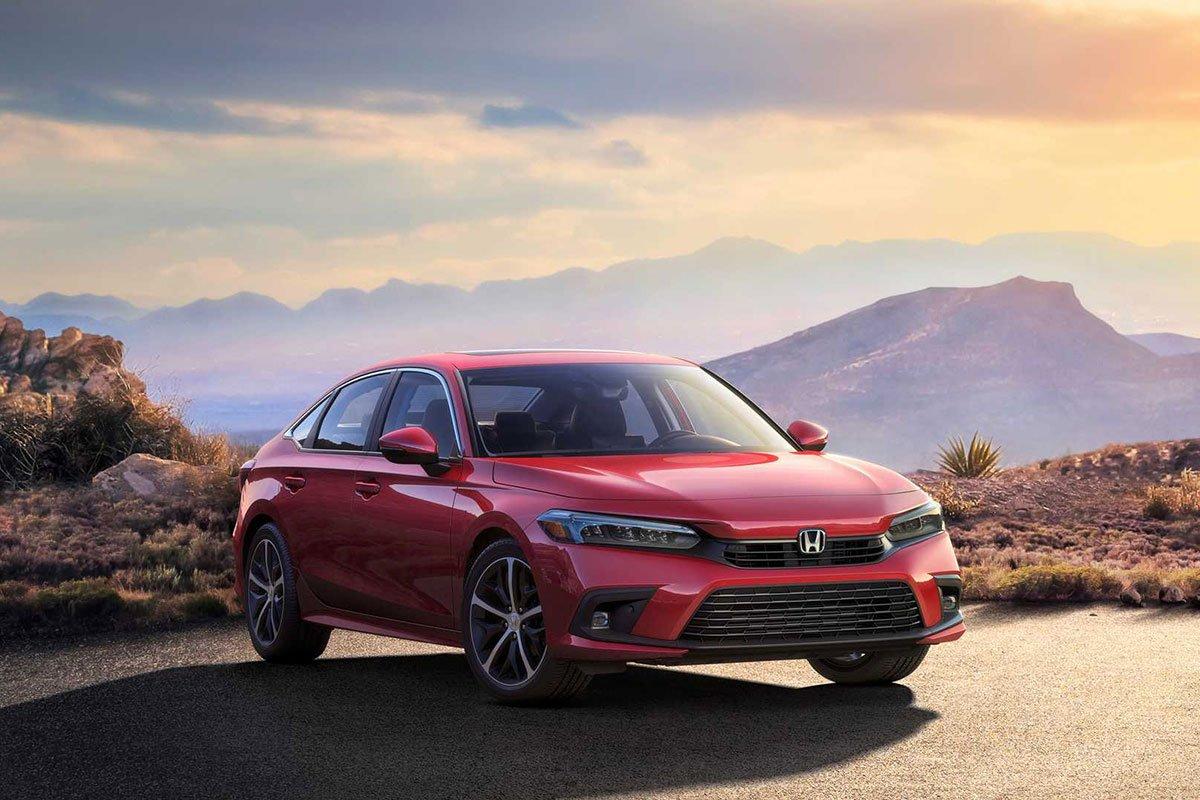 Ảnh giới thiệu xe Honda Civic 2022