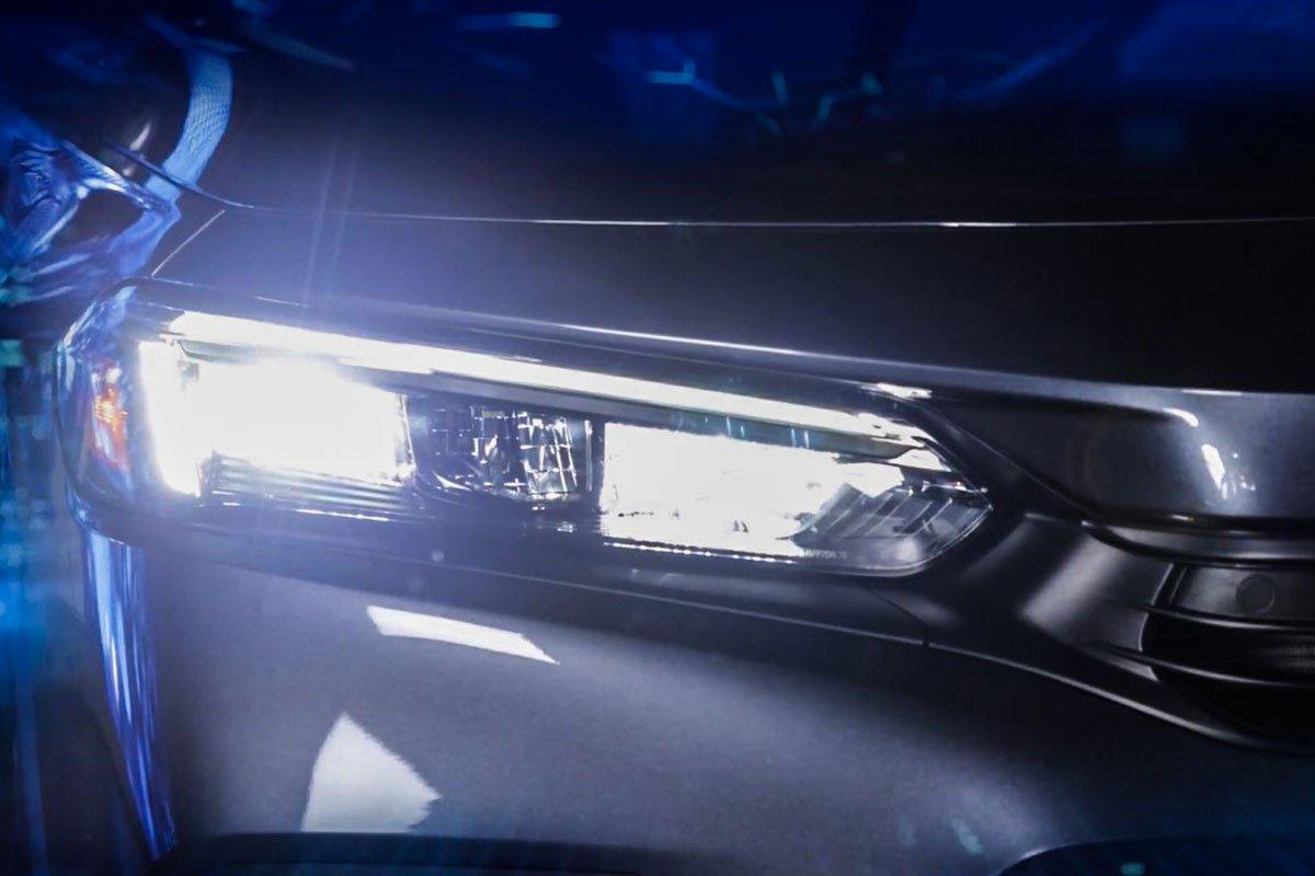 Ảnh Đèn pha xe Honda Civic 2022