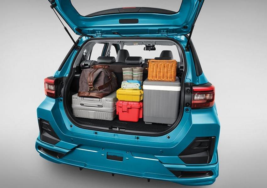 Toyota Raize đa dụng, tiện dùng.