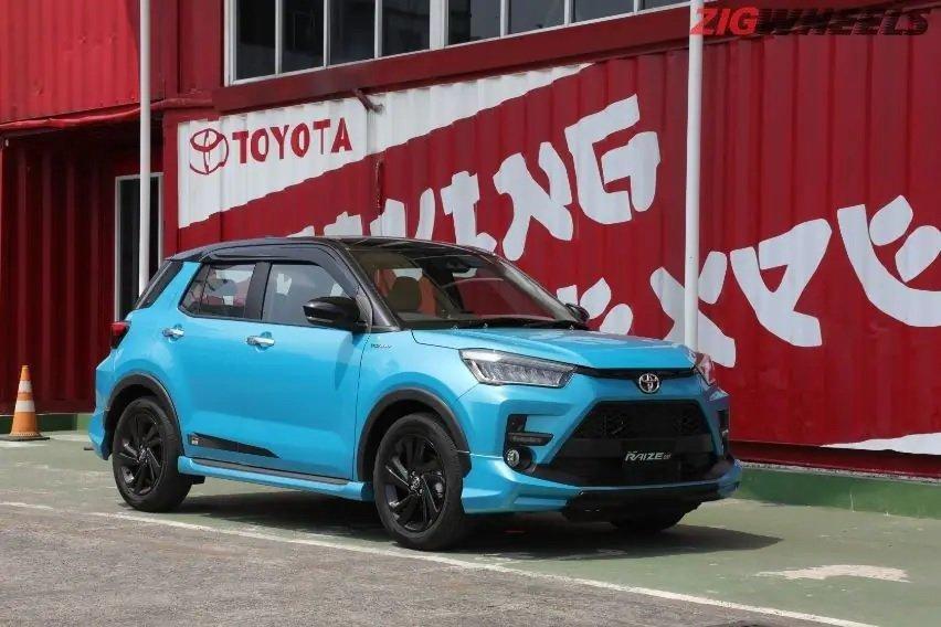 SUV giá rẻ Toyota Raize chào hàng từ 351 triệu đồng, có luôn bản GR-S.