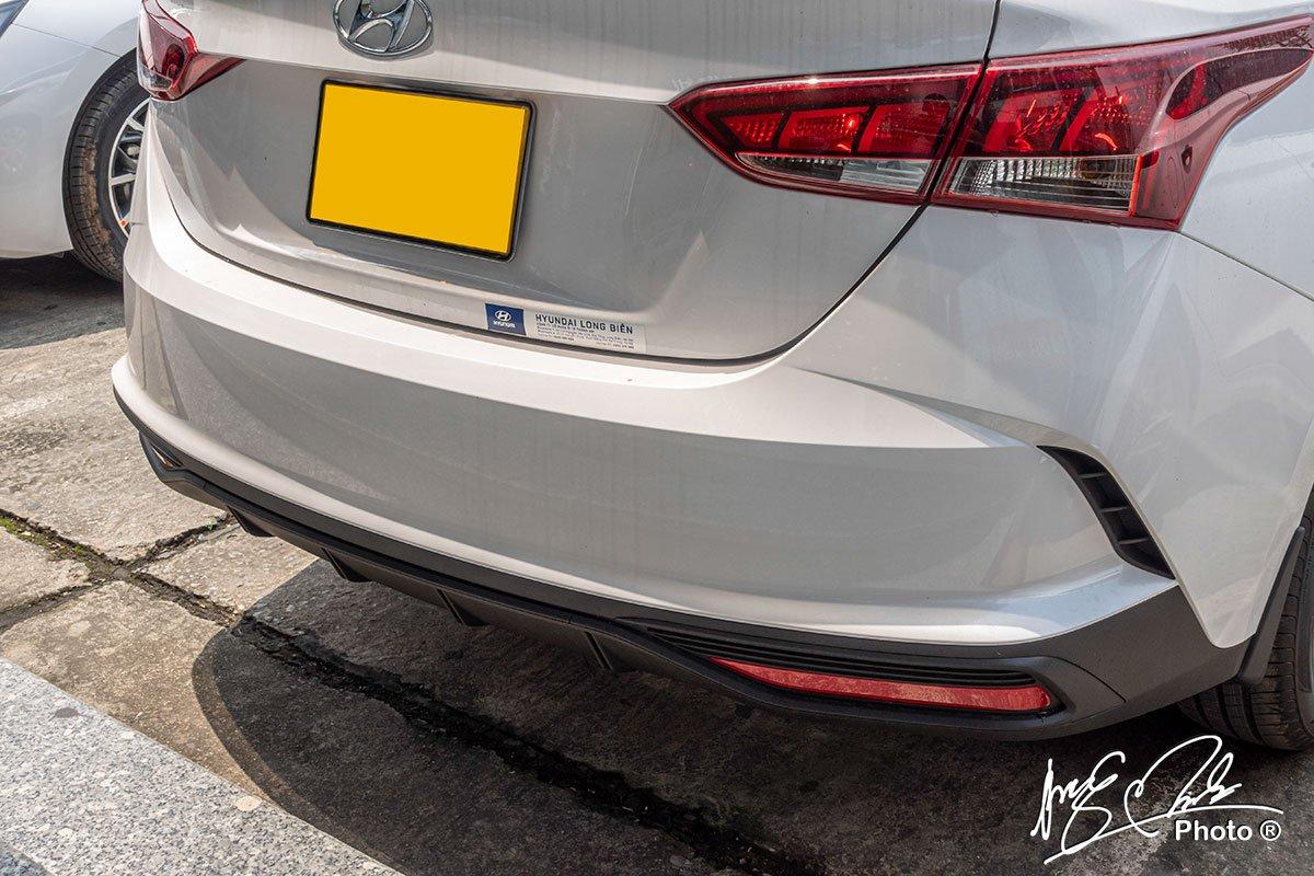 Soi chi tiết Hyundai Accent 1.4MT tiêu chuẩn 2021, giá hơn 400 triệu đồng đấu Vios, City a22