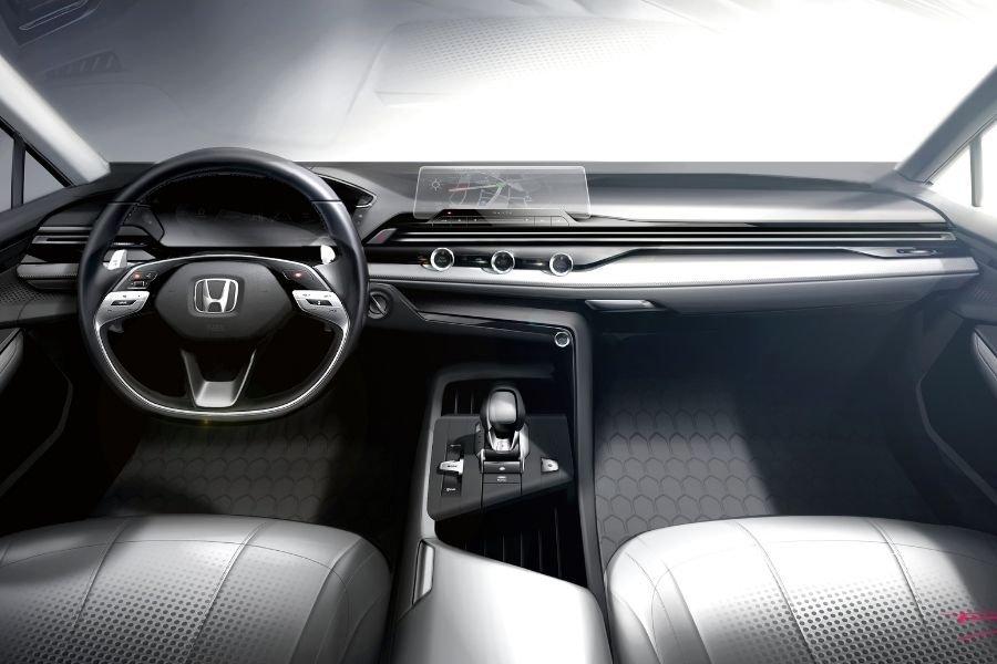 Honda hé lộ triết lý thiết kế nội thất mới.