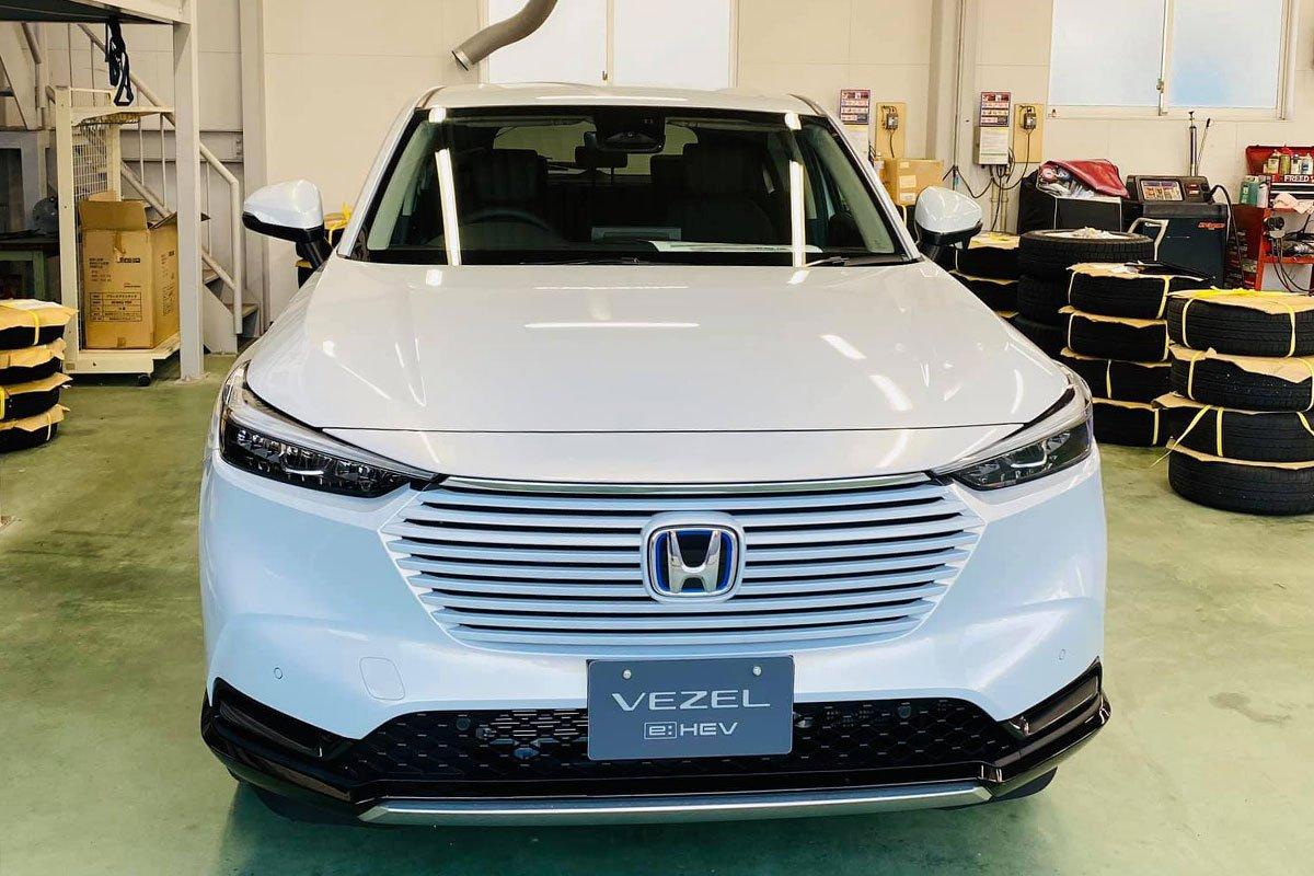 """Cận cảnh Honda HR-V 2022 tại đại lý, """"lột xác"""" hoàn toàn, dễ thành hàng """"hot"""" qua mặt Seltos a1"""