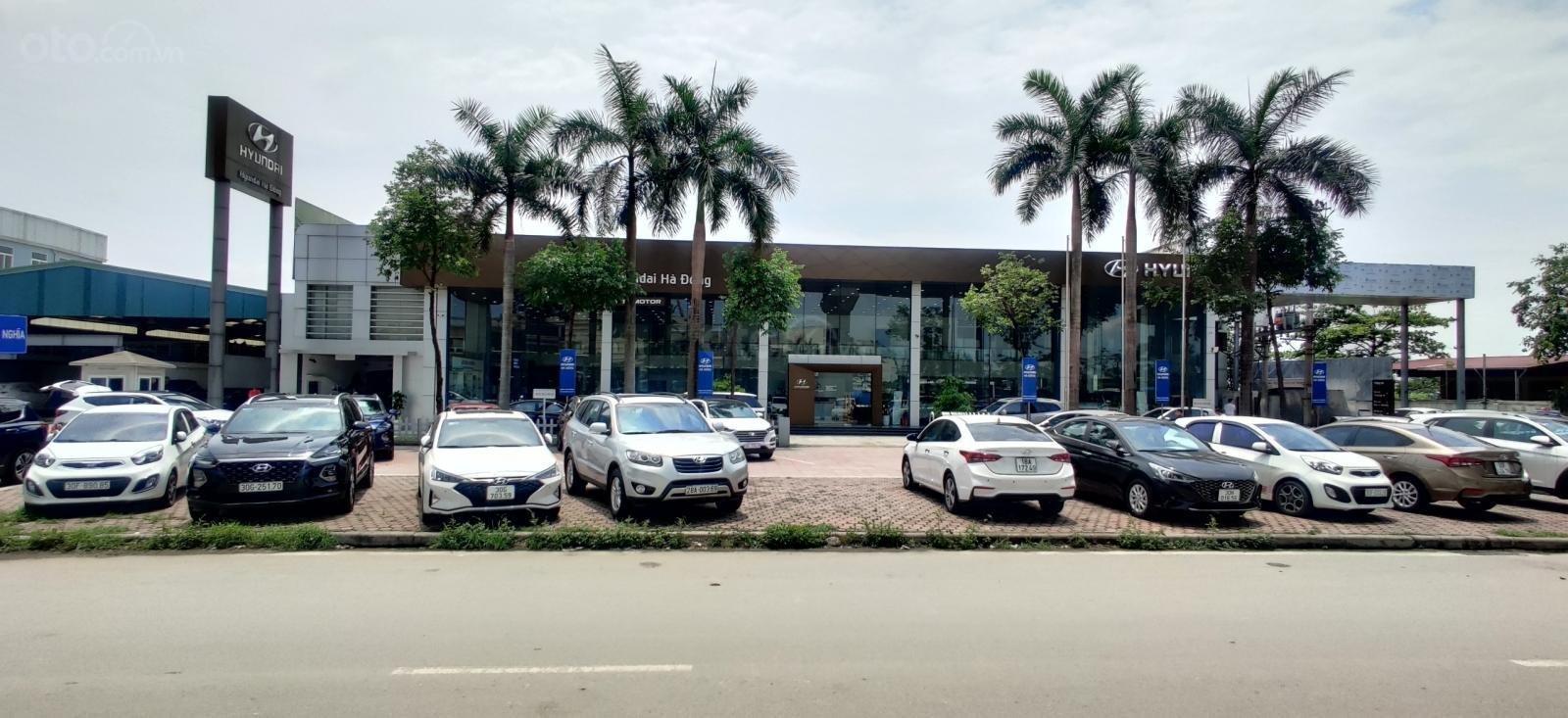 Hyundai Hà Đông – Chi nhánh Cát Linh (1)