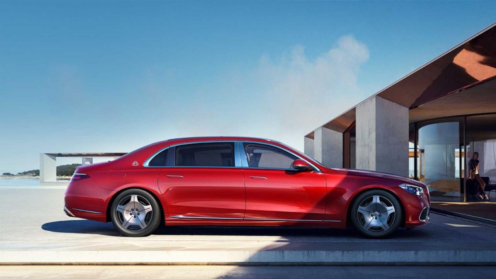 Mercedes-Maybach S-Class có lượng biến thể tùy chọn đa dạng hơn nữa.