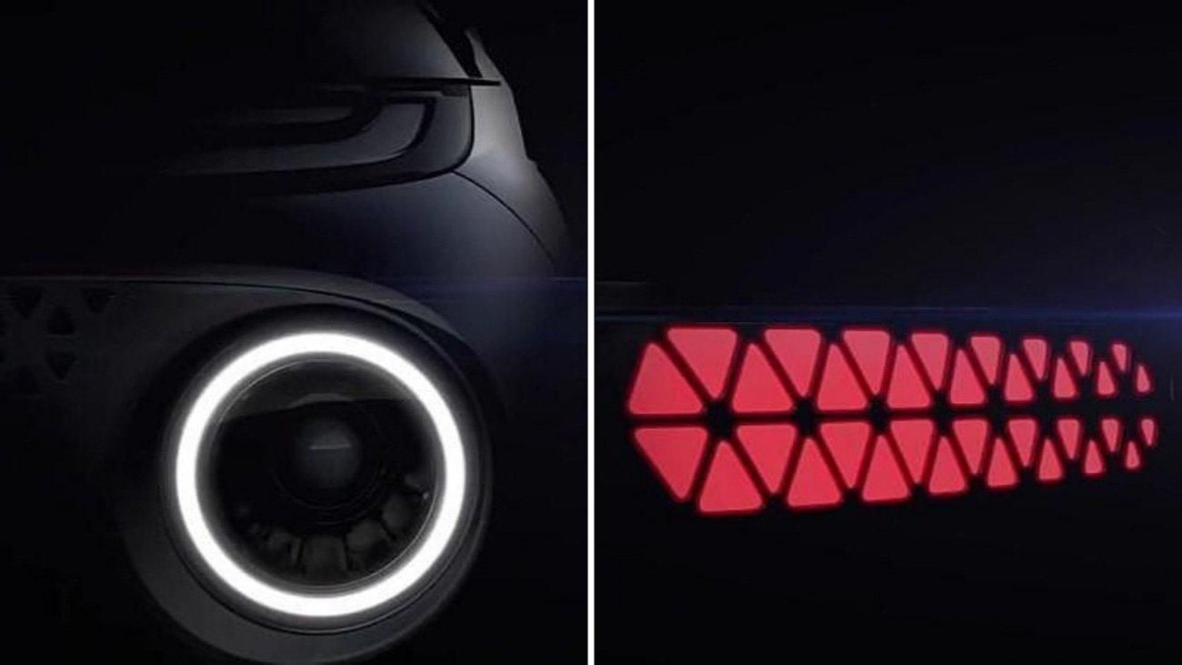 SUV mới giá rẻ Hyundai AX1 tung teaser trêu ghẹo người hâm mộ.