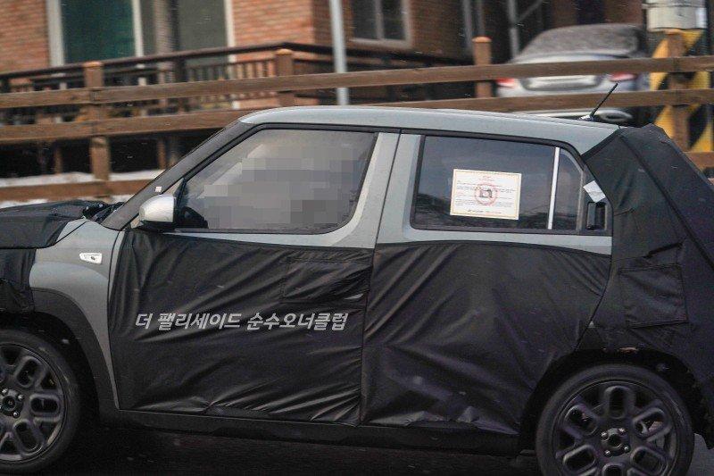 SUV mới giá rẻ Hyundai AX1 thừa hưởng nền tảng từ Grand i10.