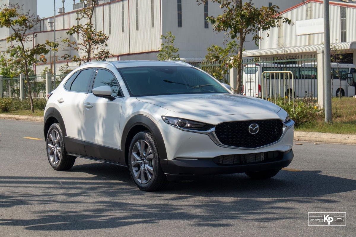 Ảnh Giới thiệu xe Mazda CX-30 2021