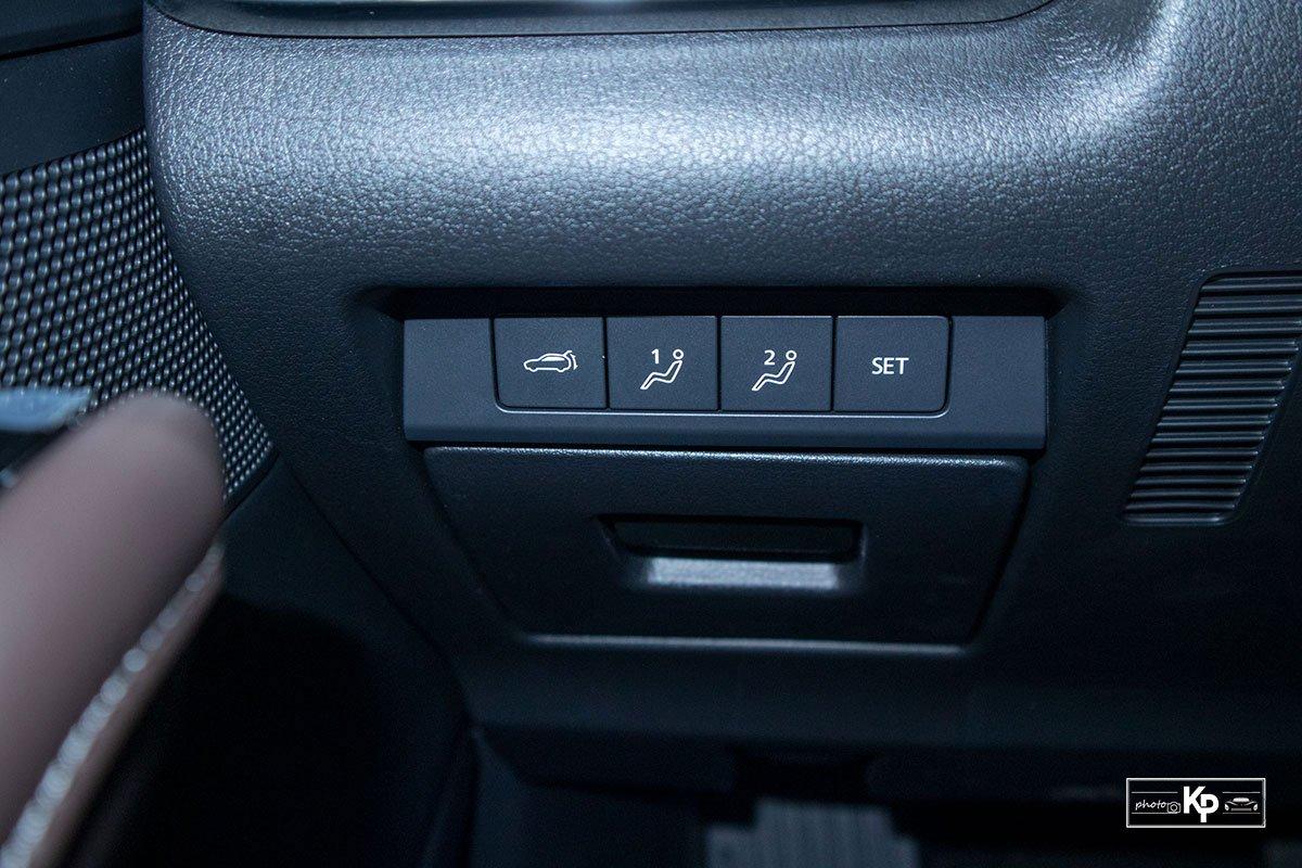 Ảnh Nhớ ghế xe Mazda CX-30 2021