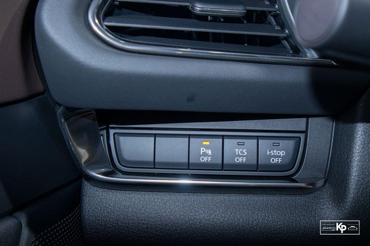 Ảnh An toàn xe Mazda CX-30 2021
