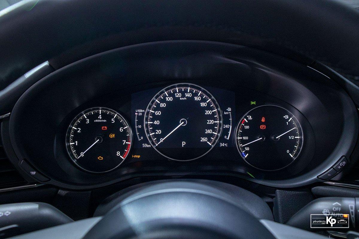 Ảnh Đồng hồ xe Mazda CX-30 2021