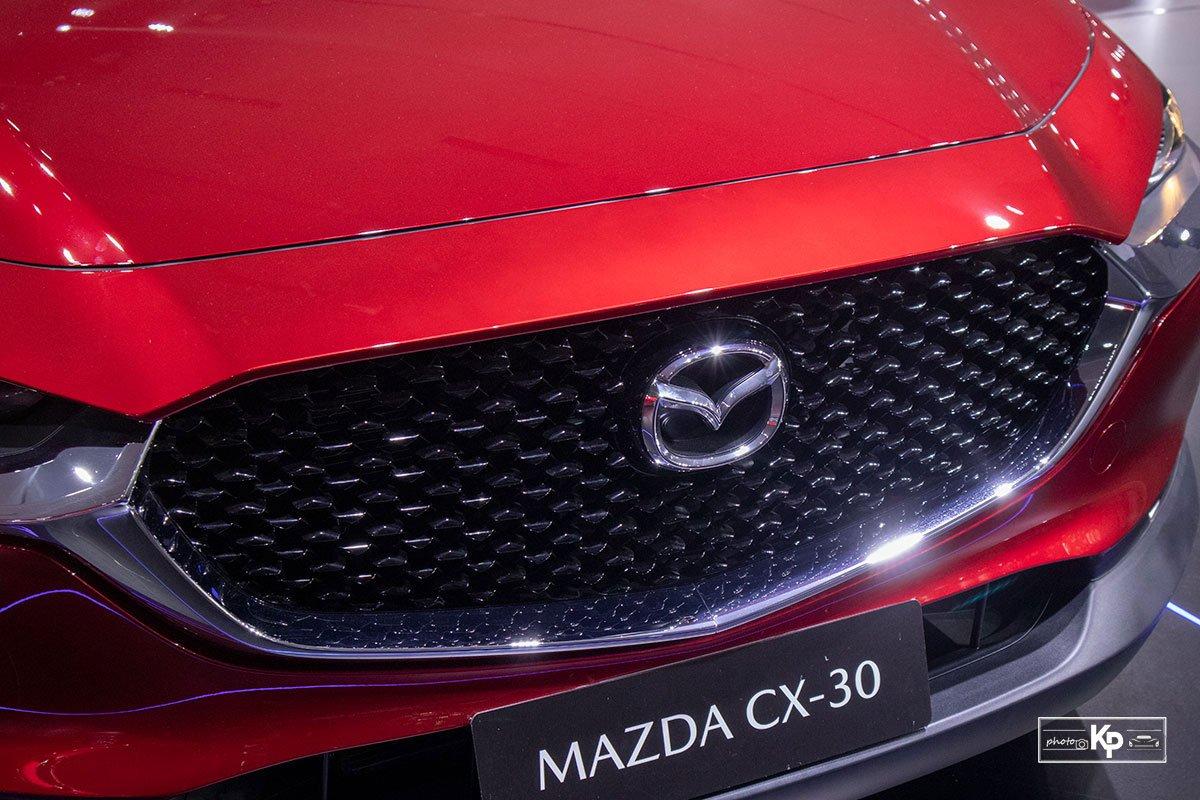 Ảnh Lưới tản nhiệt xe Mazda CX-30 2021 a1
