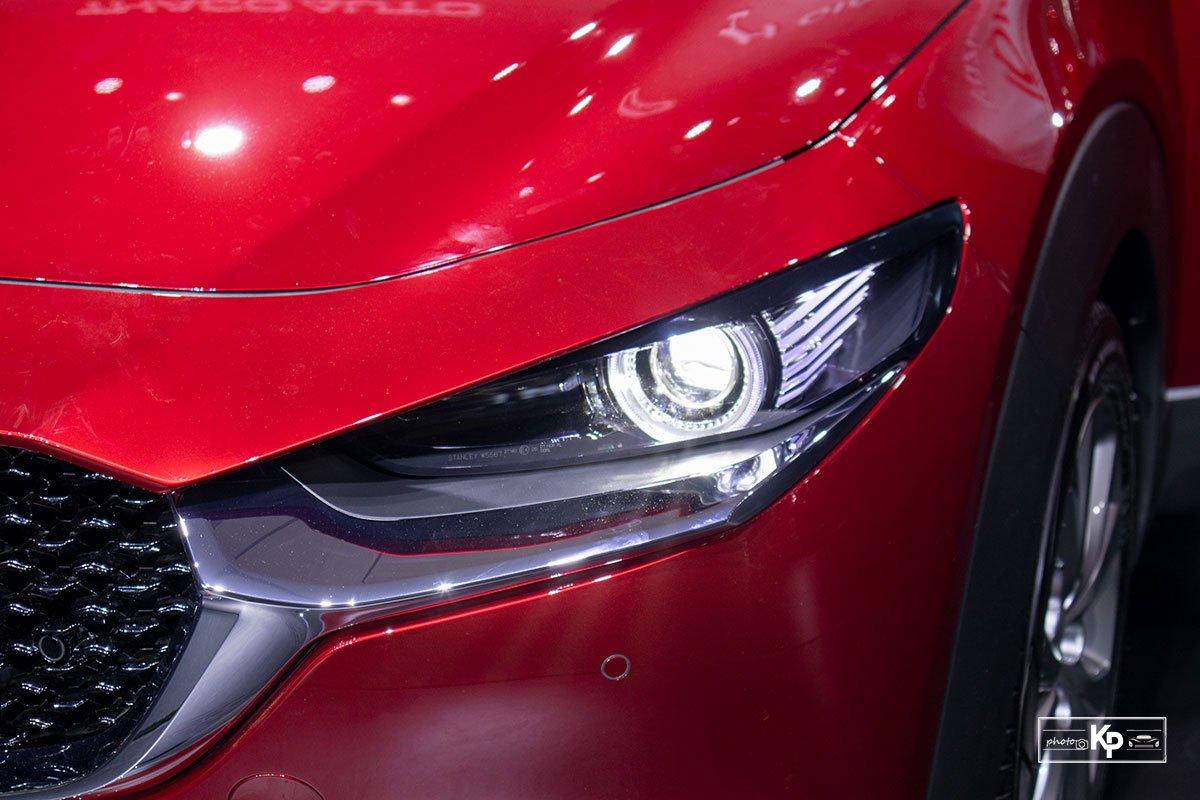 Ảnh Đèn pha xe Mazda CX-30 2021 a1