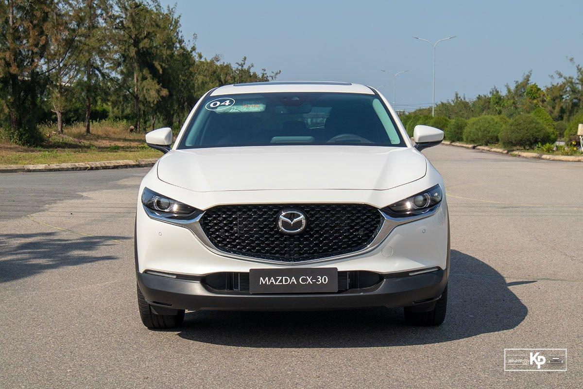 Ảnh Đầu xe xe Mazda CX-30 2021