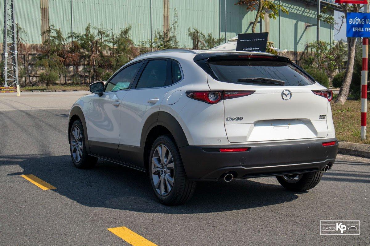 Ảnh Tổng quát xe Mazda CX-30 2021