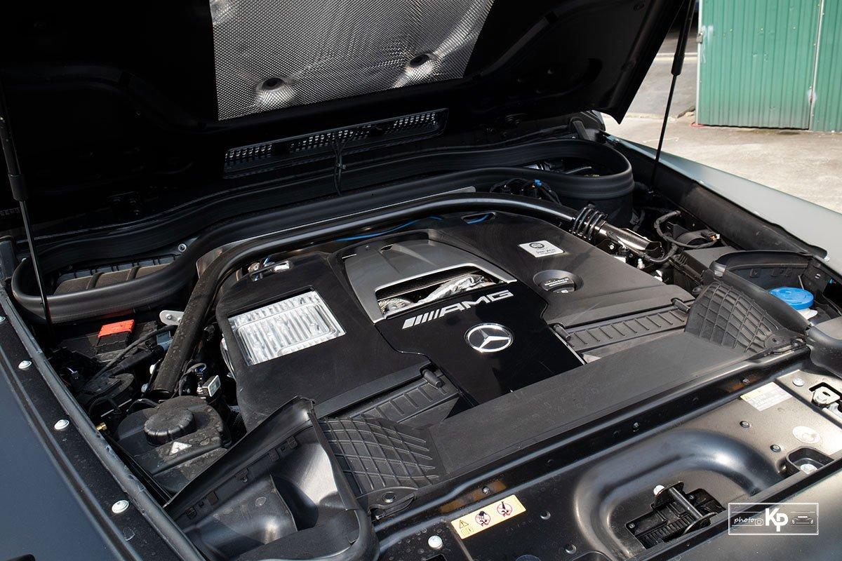 Diện kiến Mercedes-AMG G63 độ Hofele cực ngầu vừa về Việt Nam a12