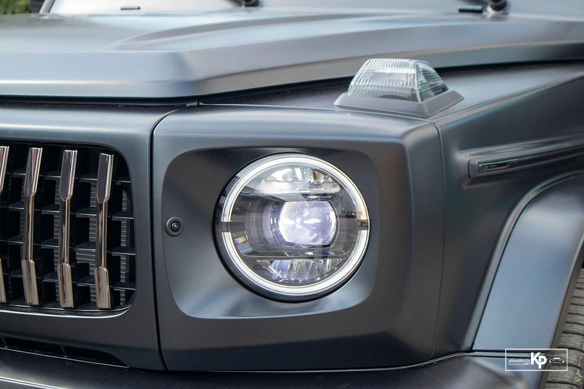 Diện kiến Mercedes-AMG G63 độ Hofele cực ngầu vừa về Việt Nam a15