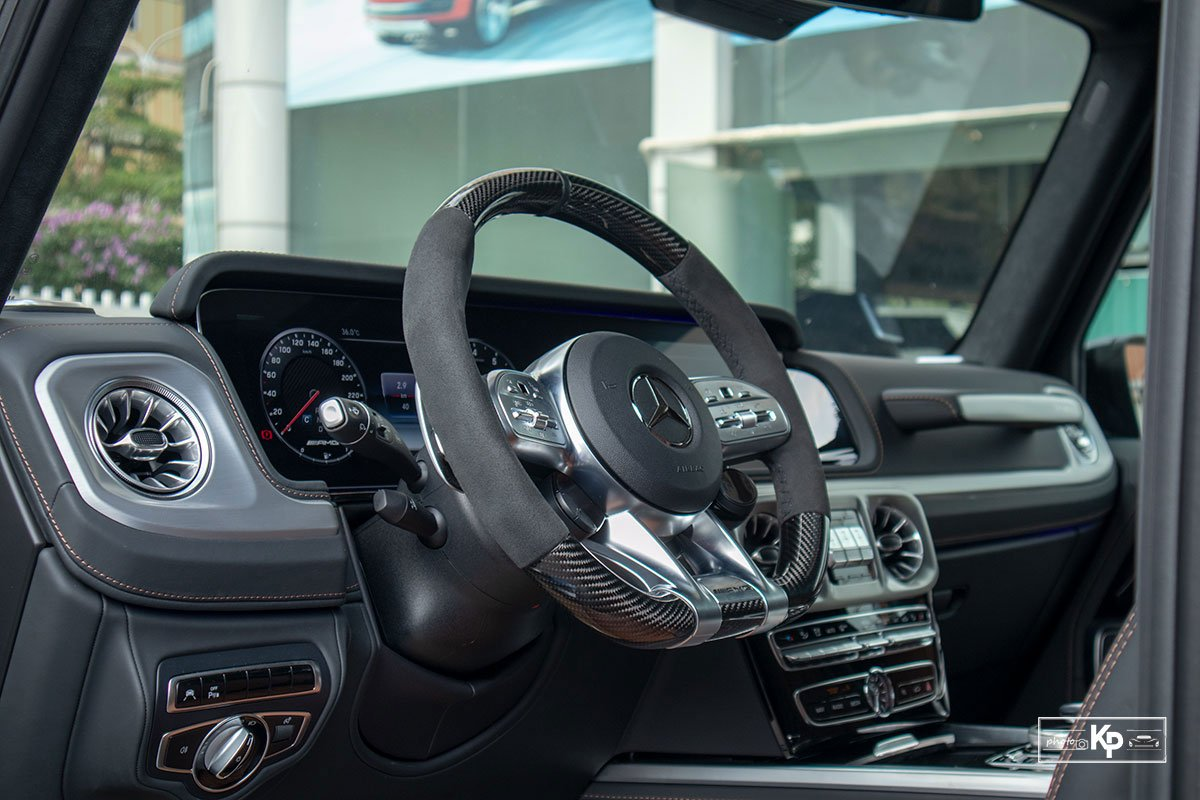Diện kiến Mercedes-AMG G63 độ Hofele cực ngầu vừa về Việt Nam a7