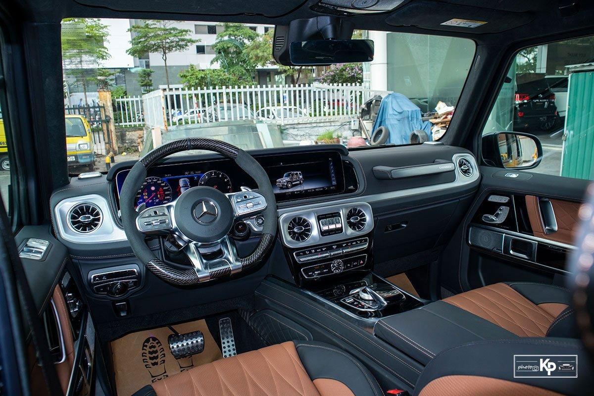 Diện kiến Mercedes-AMG G63 độ Hofele cực ngầu vừa về Việt Nam a6