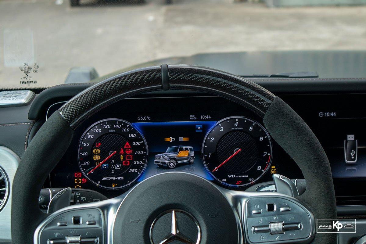 Diện kiến Mercedes-AMG G63 độ Hofele cực ngầu vừa về Việt Nam a8